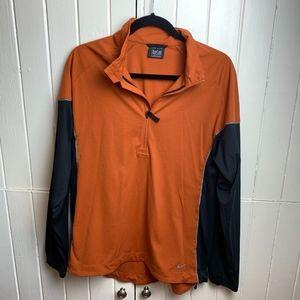 Nike Golf 1/4 Zip Pullover Long Sleeve Top